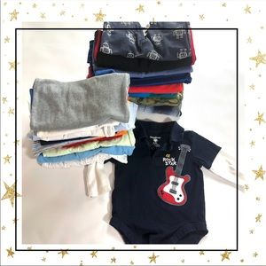 Other - Lot of Boys Cloth 6-9 Month